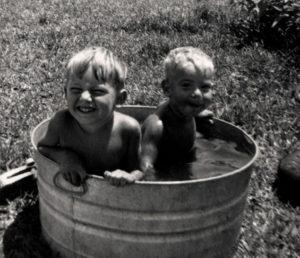 Kids Tub Parallax