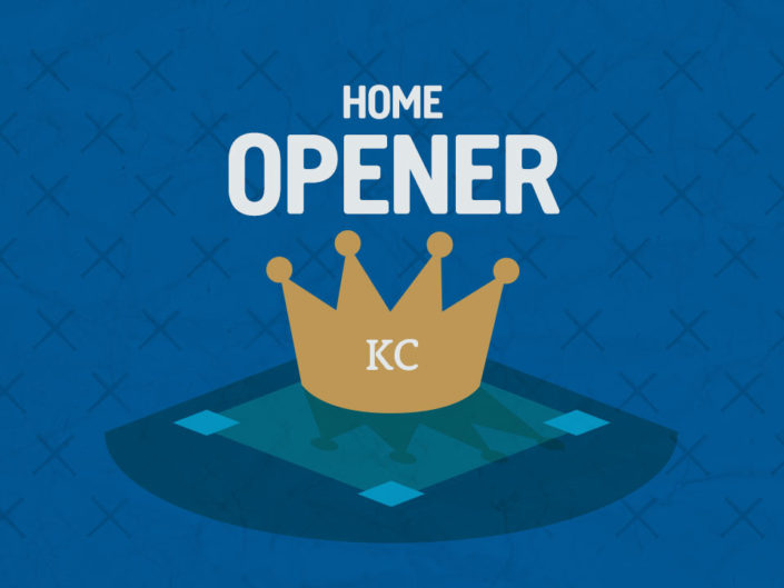 Royals Home Opener at Nick and Jakes