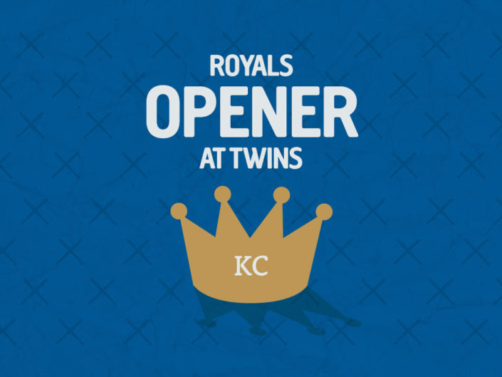 Royals Opener at Nick and Jakes