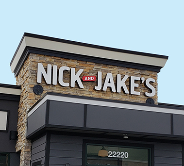 Nick and Jake's Restaurant - Overland Park, South Plaza